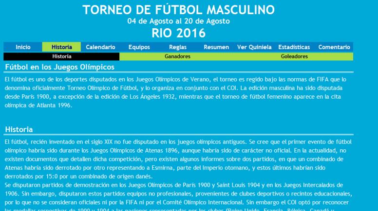 QFO2016_Historia